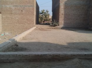 Residential Plot in Ahmad Ali Town for sale on urgent basis