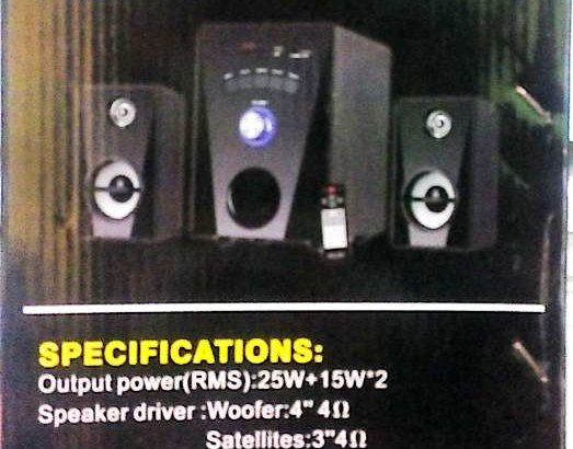 Hisonic Sound System imported by Super National