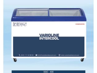 Icecream and Food Conservators by Varioline Intercool Pakistan