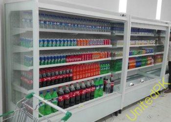 Multi Deck Chiller, Up Right Chiller. Up Right Display, Open Display, Multi Deck Fridge sale in Pakistan, Vertical Chiller, Open Display Chiller