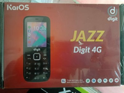 Jazz Digit 4G Mobile for sale